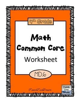 Free 4th grade common core math worksheets