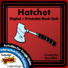 A Resource Guide to Use with Hatchet