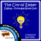A Teacher's Resource Guide to Use with The City of Ember