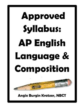 ap english literature and composition essay types