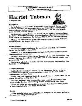 harriet tubman research papers Harriet tubman research paper keshava creative writing course edmonton april 9, 2018 uncategorized me, watching a video essay that has nothing to do with the.