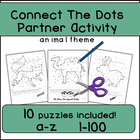 ACTFL lesson, American Council on the Teaching of Foreign Languages, Reading lesson, Spanish pronunciation lesson, Connect the dots printables, worksheets, creative lessons online, online Spanish lessons, supplement