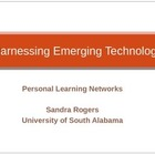 Creating a Personal Learning Networks & Environments