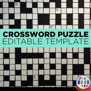 Crossword Puzzles Templates
