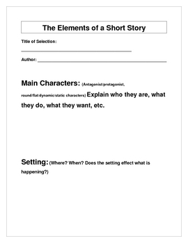 Elements of Short Story Worksheets http://www.teacherspayteachers.com/Product/The-Outsiders-Slang-and-Idioms-1960s-Lingo-Worksheets/HTTP/1.1%20301%20Moved%20Permanently