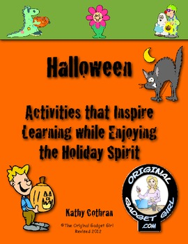 Pictures  Inspire on Halloween Activities That Inspire Learning While Using Mul