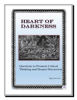 heart of darkness ap essay questions Ap english literature and composition heart of darkness test on the ap paper provided, answer both of the following questions in a well-organized essay 1.