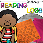 Home Reading Logs (per month)