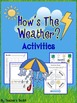 How's The Weather Activity Sheets