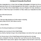 Eng. 101, ESSAY #2: Who & What is an American?