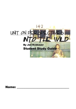 Into the Wild Character List