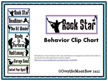 Star Behavior Chart http://www.teacherspayteachers.com/Product/Sweet-TWEETS-Behavior-Clip-Chart