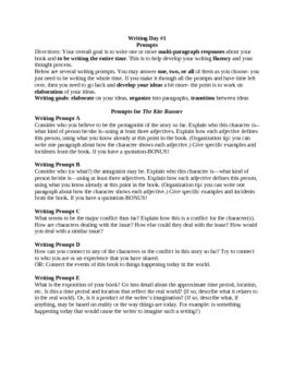 Environmental Ethics Essay A Good Thesis Statement For The Kite Runner American Education Course Hero  Literary Analysis Essay For Essay On Mass Media also Example Of Informative Essay About Education Searching For Somebody Who Can Write Your Essay Thesis Statement  What Should I Write My Essay On